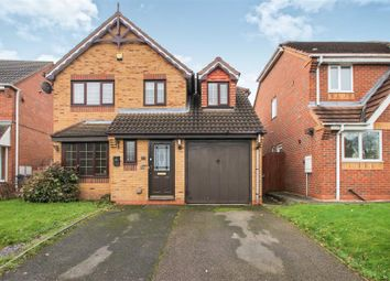 Thumbnail 4 bed detached house for sale in Clayhanger Lane, Brownhills, Walsall