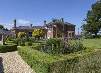 Thumbnail 7 bed detached house for sale in The Glebe House, Newtown, Fareham, Hampshire