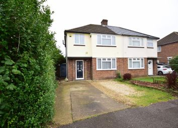 Thumbnail 3 bed semi-detached house for sale in Red Rails, Luton