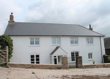 Thumbnail 5 bed detached house to rent in East Allington, Totnes