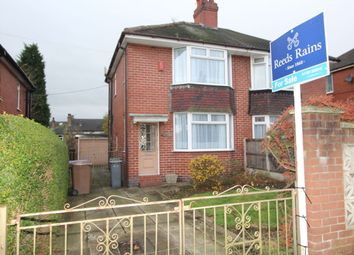 Thumbnail 2 bed semi-detached house for sale in Penfleet Avenue, Meir, Stoke-On-Trent