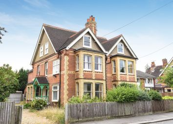 Thumbnail 5 bed semi-detached house for sale in Albert Road, Caversham, Reading