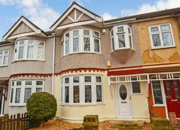 3 bed terraced house for sale in Leonard Avenue, Romford RM7