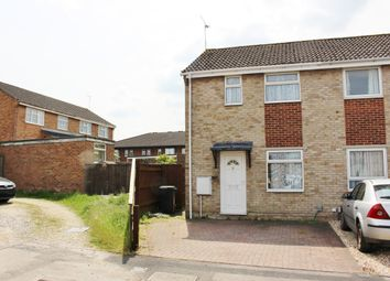 Thumbnail 2 bed end terrace house to rent in Kilsyth Close, Freshbrook, Swindon