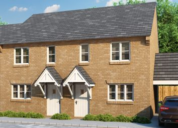 Thumbnail 3 bed semi-detached house for sale in Fitchet Grove, Bishop's Stortford