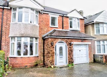Thumbnail 5 bedroom semi-detached house for sale in Vicarage Road, Swindon