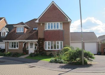 Thumbnail 5 bed detached house for sale in Estancia Close, Lee-On-The-Solent