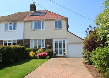 Thumbnail 3 bed semi-detached house to rent in Greenway, Cranbrook, Kent