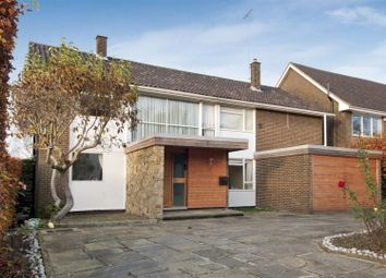 Thumbnail 5 bed detached house to rent in Neville Drive, Hampstead Garden Suburb