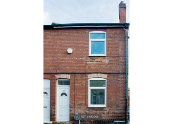 Thumbnail 3 bed terraced house to rent in Regent Street, Doncaster