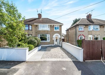 Thumbnail 3 bedroom semi-detached house for sale in St Lukes Road, Cowley, Oxford