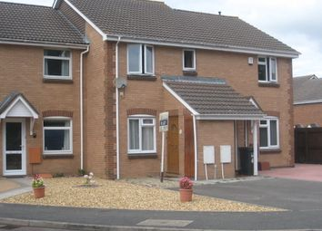 Thumbnail 1 bed flat to rent in Lindsey Close, Portishead