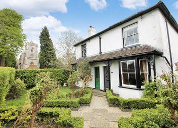 Thumbnail 3 bed semi-detached house for sale in Church Green, Walton Street, Walton On The Hill, Tadworth