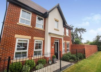 3 bed detached house for sale in Elvaston Drive, Littleover, Derby DE23