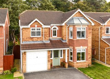Thumbnail 4 bed detached house for sale in Brunel Close, Grimsby