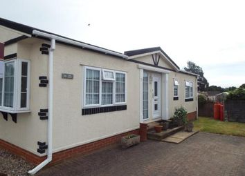 Thumbnail 2 bed mobile/park home for sale in The Rise, Galley Hill, Waltham Abbey