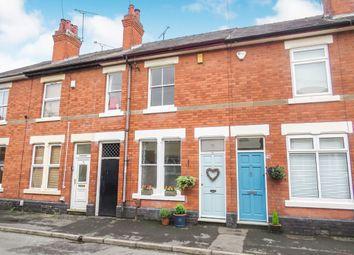 2 bed terraced house for sale in Longford Street, Derby DE22