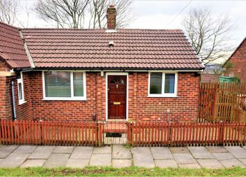 Thumbnail 1 bed semi-detached bungalow for sale in Red Lane, Breightmet, Bolton