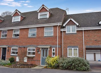Thumbnail 3 bed town house for sale in Rowlock Gardens, Hermitage, Thatcham