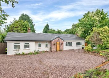 Thumbnail 3 bed bungalow for sale in Fulford Road, Fulford, Stoke-On-Trent