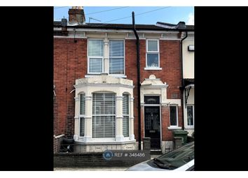 Thumbnail 3 bed terraced house to rent in Bonchurch Road, Southsea