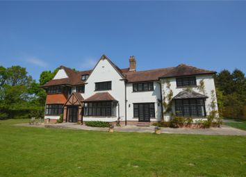Thumbnail 7 bed detached house for sale in Coombe Lane, Sway, Lymington, Hampshire
