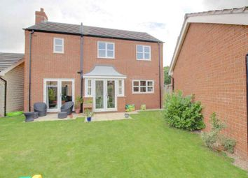 Thumbnail 4 bedroom detached house for sale in Owston Road, Annesley, Nottingham