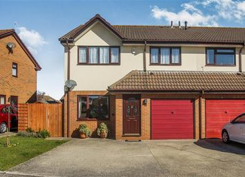 Thumbnail 4 bed semi-detached house for sale in Buddleia Close, Weymouth