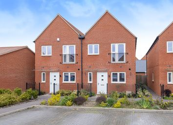 Lansdell Road, Winchester, Hampshire SO22. 2 bed semi-detached house for sale