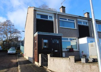 Thumbnail 3 bed semi-detached house for sale in Charleston Place, Inverness