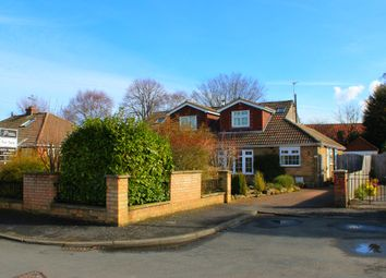Thumbnail 3 bed semi-detached bungalow for sale in Stephens Walk, Brayton, Selby
