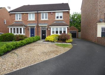 Thumbnail 3 bed property to rent in Vistula Crescent, Swindon