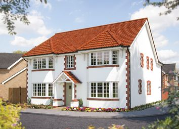 "Thumbnail 5 bed detached house for sale in ""The Ascot"" at Coxwell Road, Faringdon"