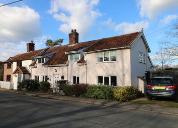 Thumbnail 4 bed cottage for sale in The Street, Redgrave, Diss