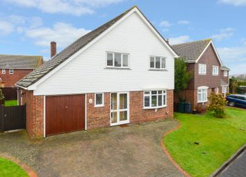 4 bed detached house for sale in Mountbatten Way, Brabourne Lees, Ashford TN25