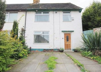 Thumbnail 3 bed semi-detached house for sale in Lovel Way, Speke, Liverpool