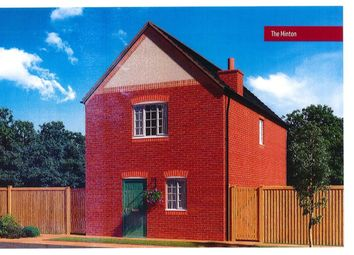 Thumbnail 3 bed detached house for sale in Heritage Park, Tutbury, Burton-On-Trent