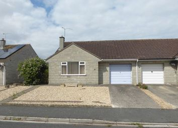 Thumbnail 2 bed semi-detached bungalow for sale in Brookland Road, Huish Episcopi, Langport