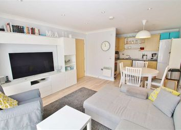 Thumbnail 2 bed flat for sale in Wheatcroft Court, Cleeve Way, Sutton