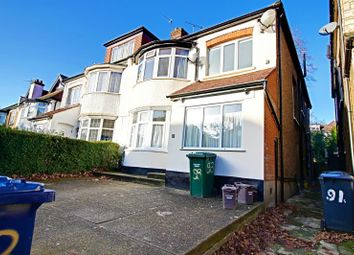 Thumbnail 2 bedroom flat to rent in Windermere Avenue, Finchley, London