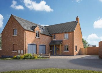 Thumbnail 5 bed detached house for sale in Century Drive, Off Normanton Rd, Packington, Ashby-De-La-Zouch