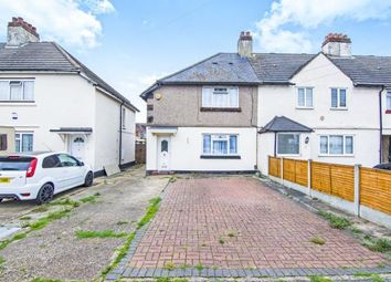 Thumbnail 3 bed end terrace house for sale in Ingrebourne Road, Rainham