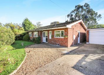 Thumbnail 3 bed detached bungalow for sale in Claytons Way, Huntingdon