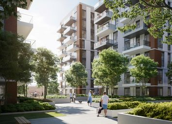 Ponton Road, Vauxhall, London SW8. 2 bed flat for sale