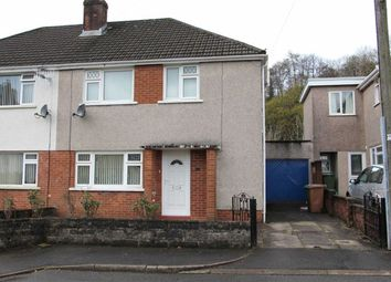 Thumbnail 3 bed semi-detached house for sale in Heol-Y-Graig, Ystrad Mynach, Hengoed