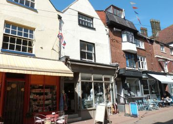 Thumbnail 2 bed flat to rent in Sheep Market, Leek, Staffordshire