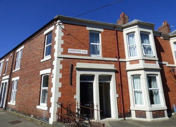 Thumbnail 3 bed flat to rent in Coniston Avenue, Jesmond, Newcastle Upon Tyne