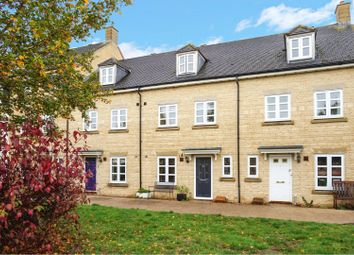 Thumbnail 3 bed terraced house for sale in Larkspur Grove, Witney