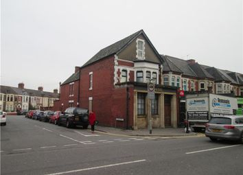 Thumbnail Office for sale in 114, Whitchurch Road, Cardiff, Caerdydd, UK