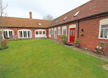 Thumbnail 5 bedroom barn conversion for sale in Headland Way, Haconby, Bourne